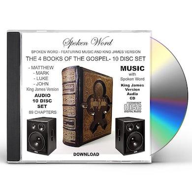 Spoken Word CD