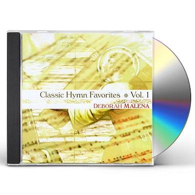 Deborah Malena CLASSIC HYMN FAVORITES 1 CD