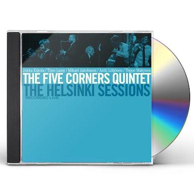 Five Corners Quintet HELSINKI SESSIONS CD