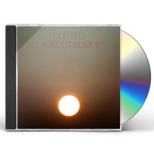 Dusted BLACKOUT SUMMER CD