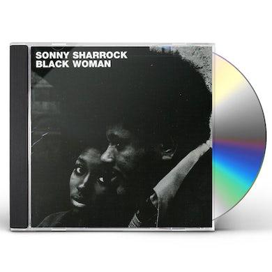 Sonny Sharrock BLACK WOMAN CD
