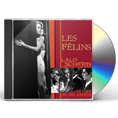 Lalo Schifrin LES FELINS - (SCORE) Original Soundtrack CD