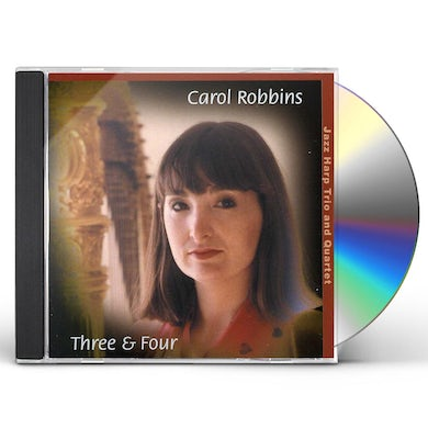 THREE & FOUR CD