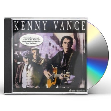 Kenny Vance SHORT VACATIION CD