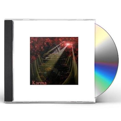 Mars Lasar KARMA CD