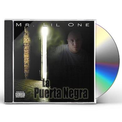 Lil One PUERTA NEGRA CD
