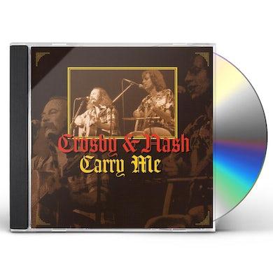 Crosby & Nash CARRY ME CD