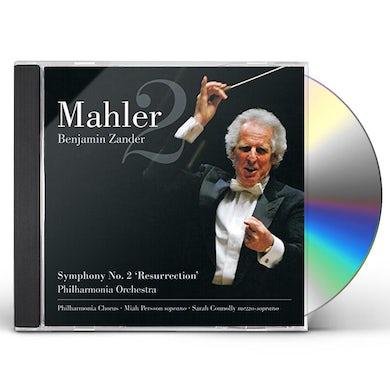 Gustav Mahler SYMPHONY 2 CD