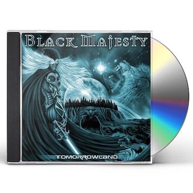 Black Majesty TOMORROWLAND CD