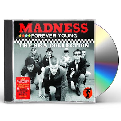 Madness FOREVER YOUNG CD