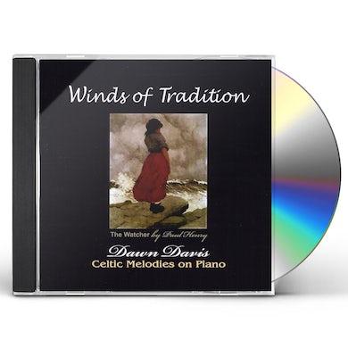 Dawn Davis WINDS OF TRADITION CD
