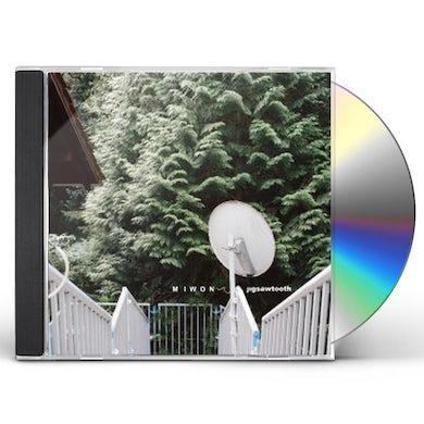Miwon JIGSAWTOOTH CD