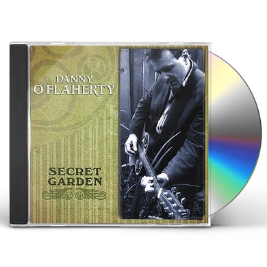 Danny O'Flaherty SECRET GARDEN CD