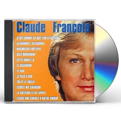 Claude François INCONTOURNABLES CD