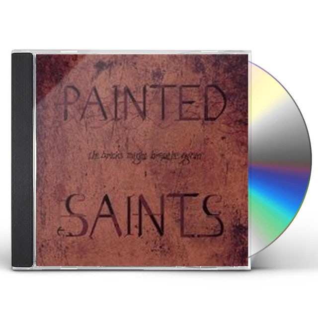 painted saints