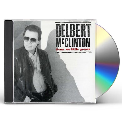 Delbert Mcclinton I'M WITH YOU CD