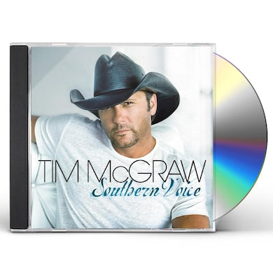 Tim McGraw SOUTHERN VOICE CD
