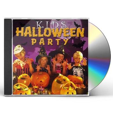 Grim Reaper Players KIDS HALLOWEEN PLAYERS CD