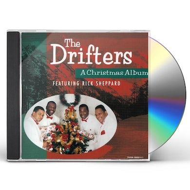 Drifters CHRISTMAS ALBUM CD