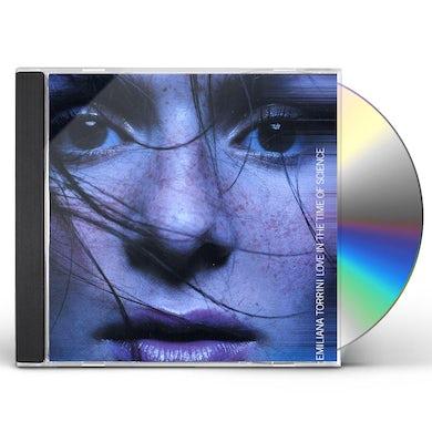 Emiliana Torrini LOVE IN THE TIME OF SCIENCE CD