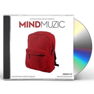 Mind Muzic NEW AGE EDUCATION GRADE 3-5 CD