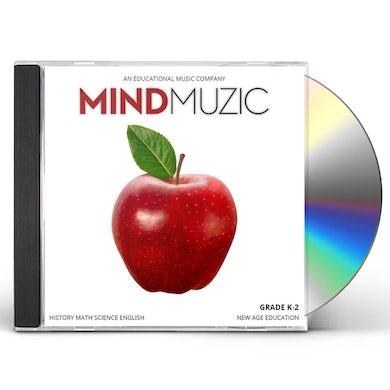 Mind Muzic NEW AGE EDUCATION GRADE K-2 CD