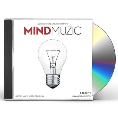 Mind Muzic NEW AGE EDUCATION GRADE 11 CD