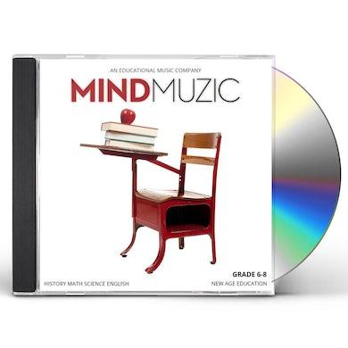 Mind Muzic NEW AGE EDUCATION GRADE 6-8 CD