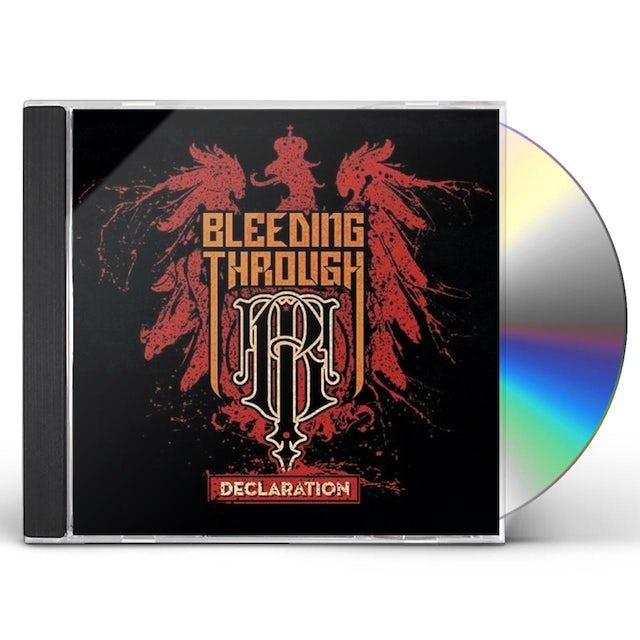 Bleeding Through DECLARATION CD