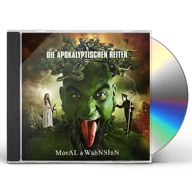 Die Apokalyptischen Reiter MORAL & WAHNSINN CD