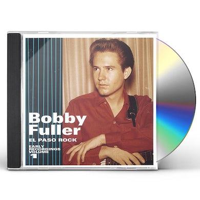 Bobby Fuller EL PASO ROCK 1 CD