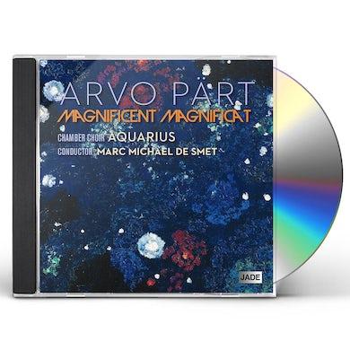 ARVO PART: MAGNIFICENT MAGNIFICAT CD