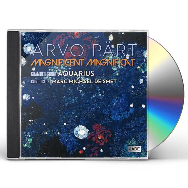 ARVO PART: MAGNIFICENT MAGNIFICAT CD