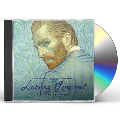 Clint Mansell LOVING VINCENT - Original Soundtrack CD