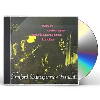 Oscar Peterson AT STRATFORD SHAKESPEARIAN FESTIVAL CD
