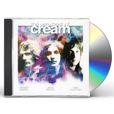 VERY BEST OF CREAM CD