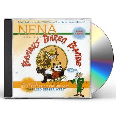 Nena BAMBUS BAREN BAND CD