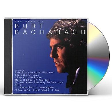 Burt Bacharach BEST OF CD