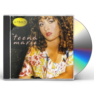 Teena Marie ULTIMATE COLLECTION CD