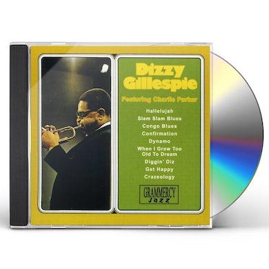 Dizzy Gillespie & Charlie Parker DIZZY GILLESPIE FEATURING CHARLIE PARKER CD