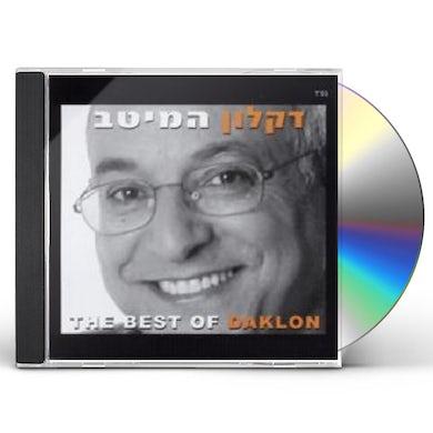 Daklon BEST OF CD