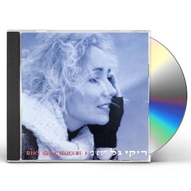 Riki Gal SEARCH ME CD
