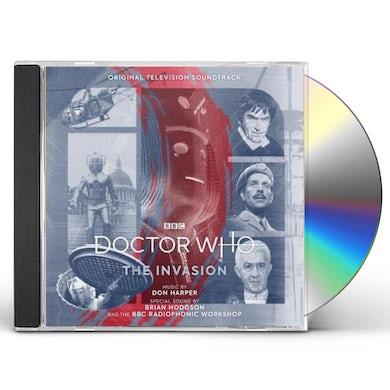 Don Harper DOCTOR WHO: THE INVASION / Original Soundtrack CD
