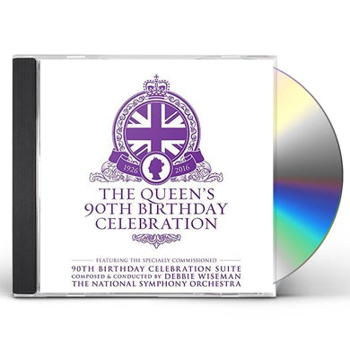 Debbie Wiseman QUEEN'S 90TH BIRTHDAY CELEBRATION CD