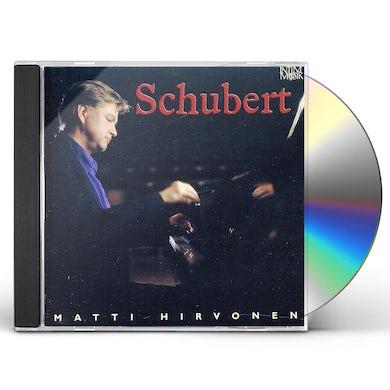 Schubert IMPROMPTUS CD