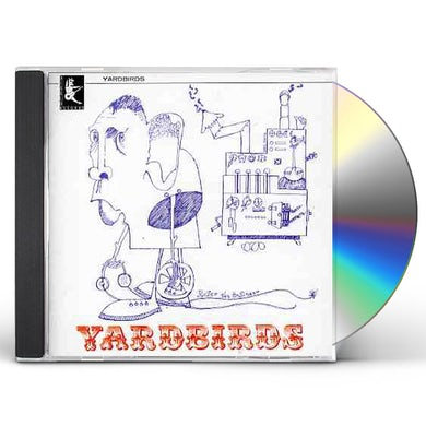 The Yardbirds ROGER THE ENGINEER CD