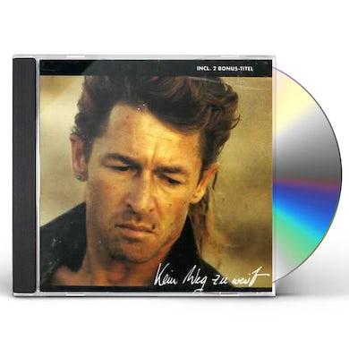 Peter Maffay KEIN WEG ZU WEIT CD
