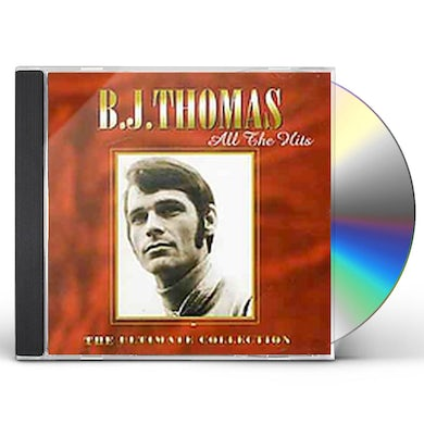 B.J. Thomas ALL THIS HITS: ULTIMATE COLLECTION CD