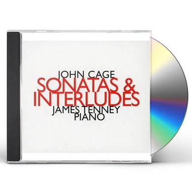 John Cage SONATAS & INTERLUDES CD