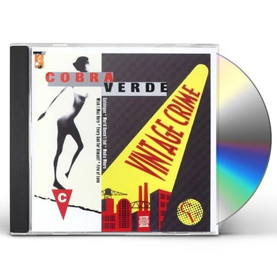 Cobra Verde VINTAGE CRIME CD